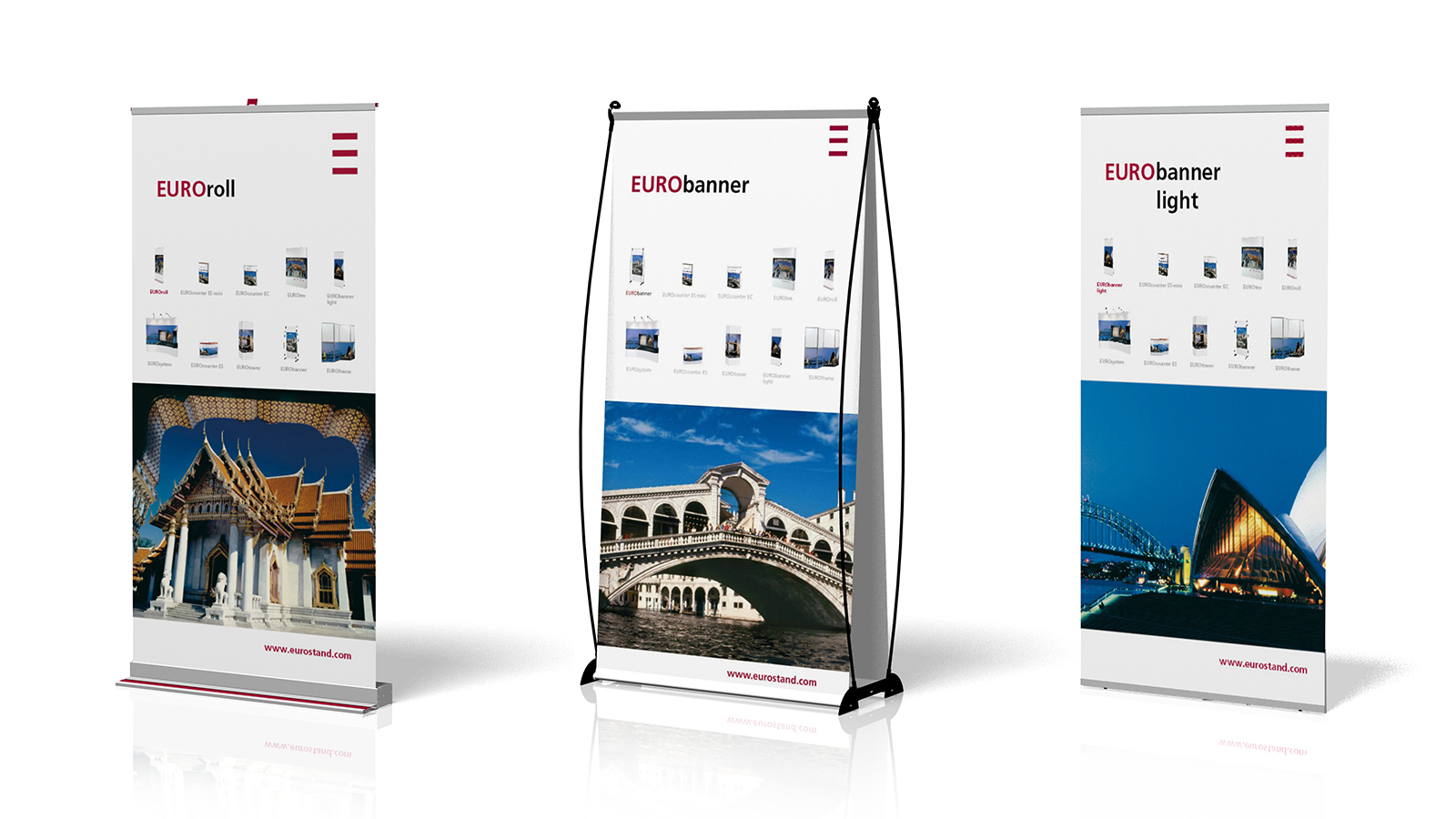 Banners & roll-ups
