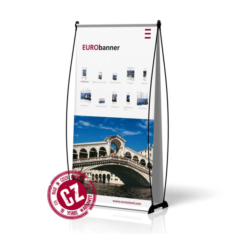 EURObanner 100 double sided