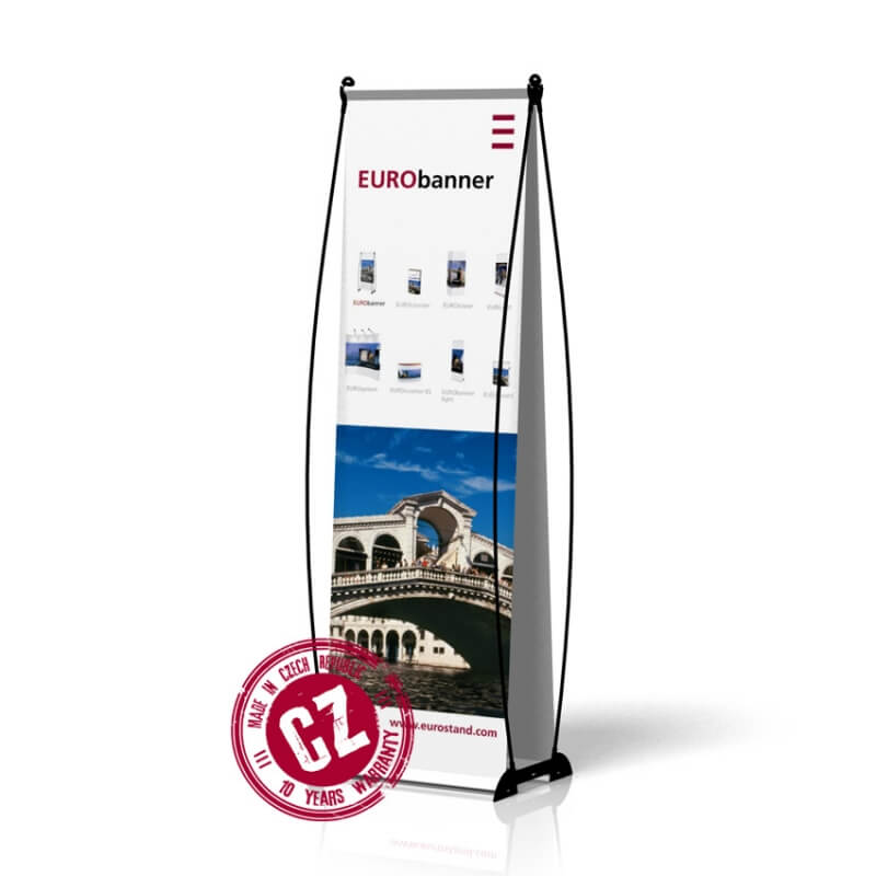 EURObanner 60 double sided