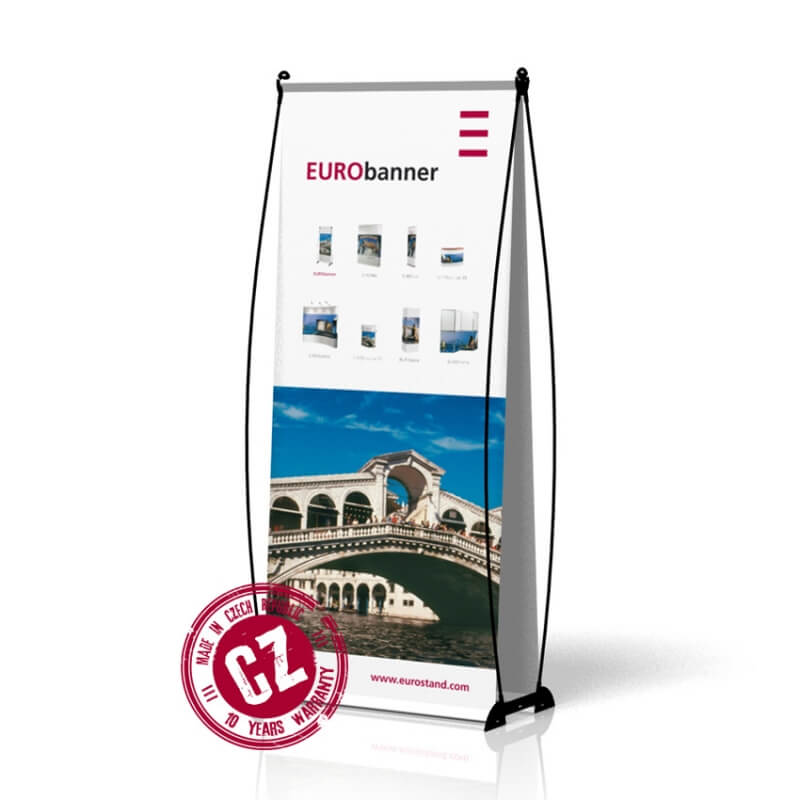 EURObanner 85 double sided