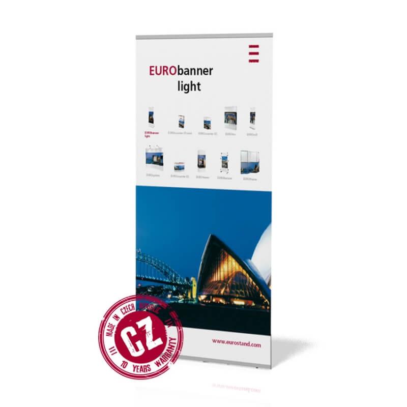 EURObanner light 100 x 200