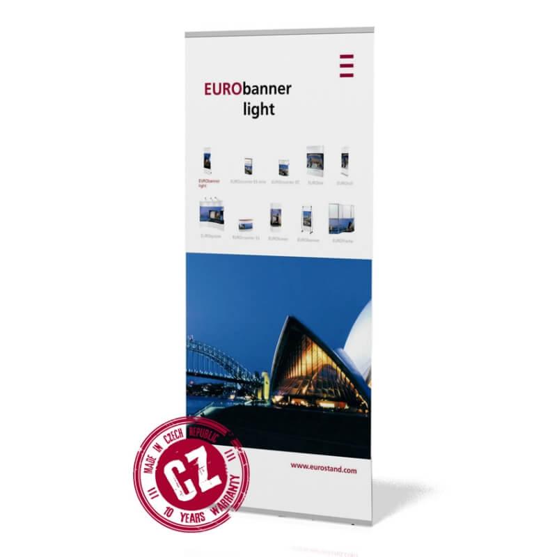 EURObanner light 100 x 224