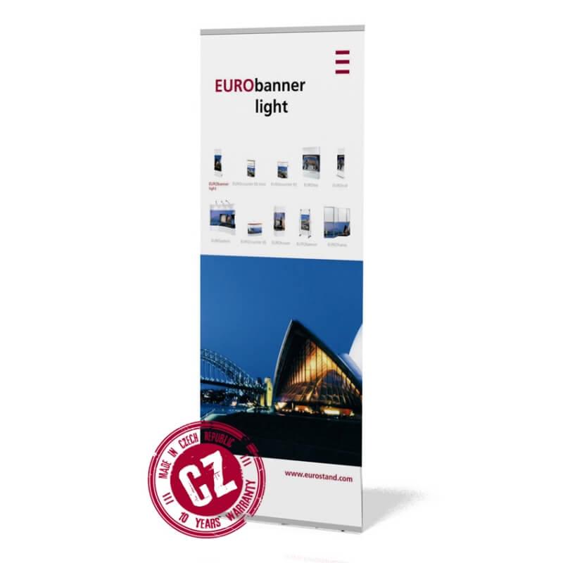 EURObanner light 85 x 224