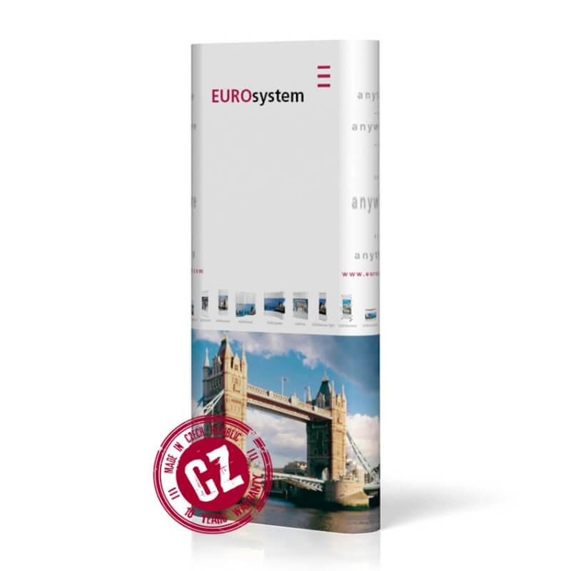 EUROsystem 1x4, straight