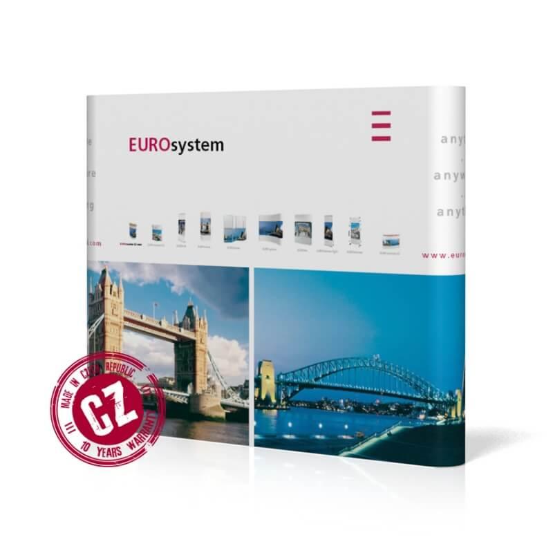 EUROsystem 3x3, straight