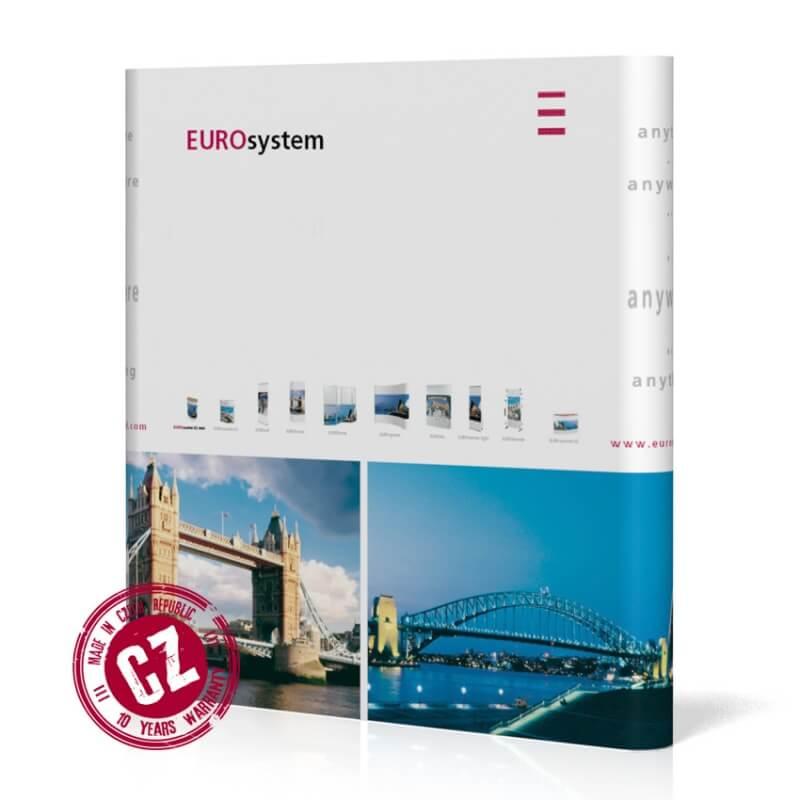 EUROsystem 3x4, straight