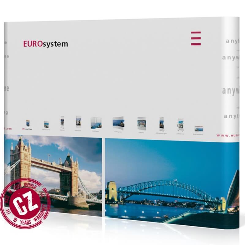 EUROsystem 5x4, straight