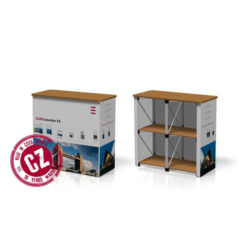 Counter ES 2x2, square