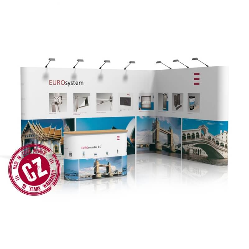 Exhibition stand Berlin 4 x 3 m, R