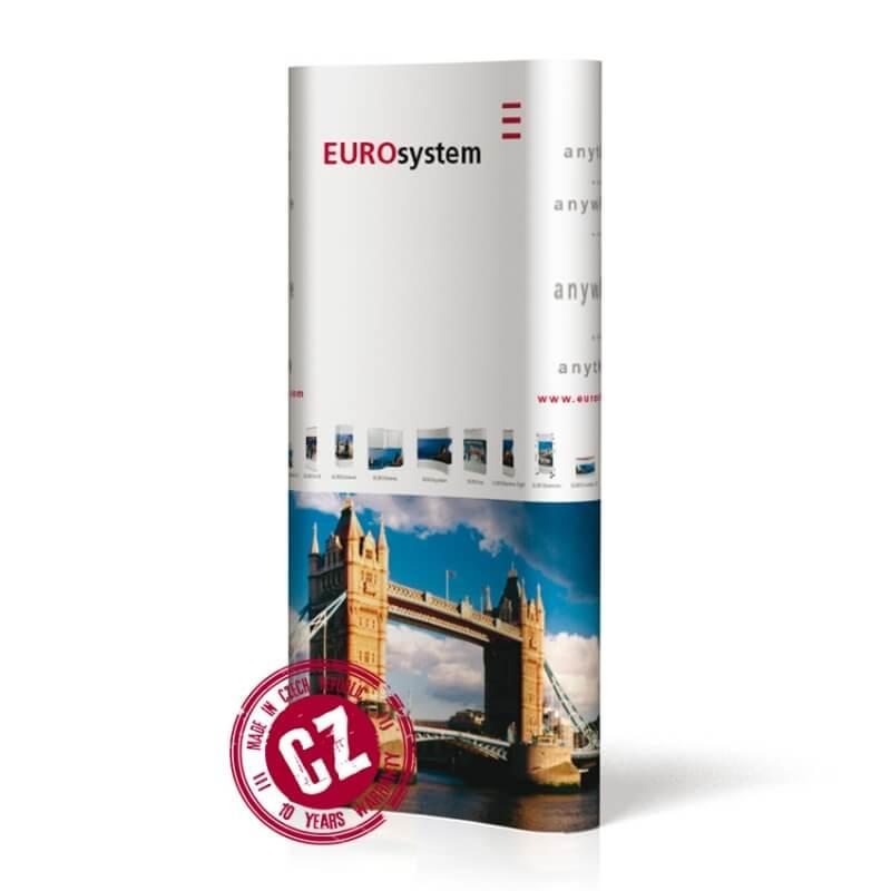 EUROsystem 1x4, curved