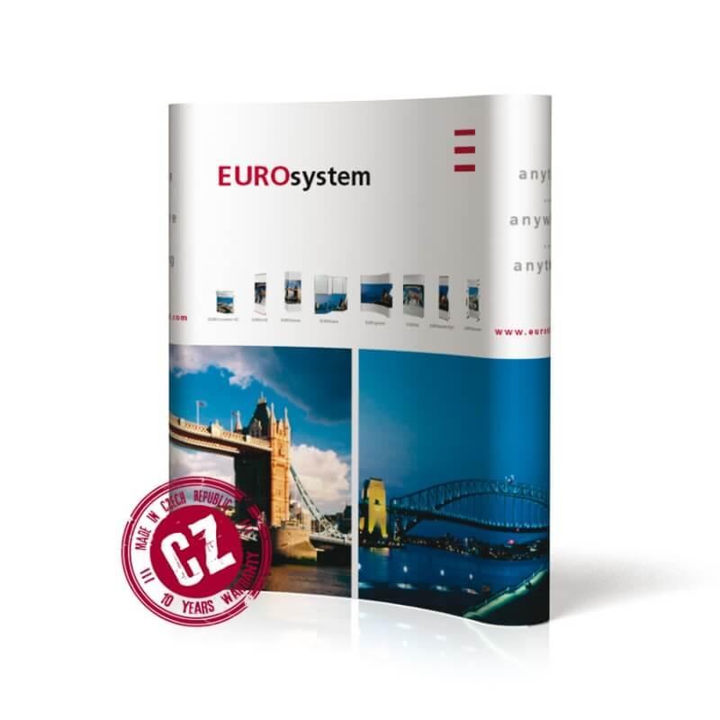 EUROsystem 2x3, curved
