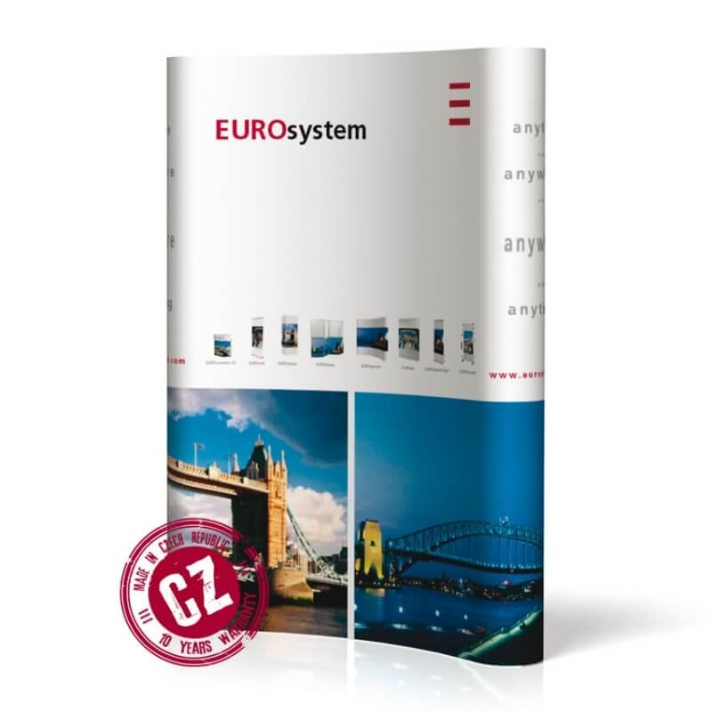 EUROsystem 2x4, curved