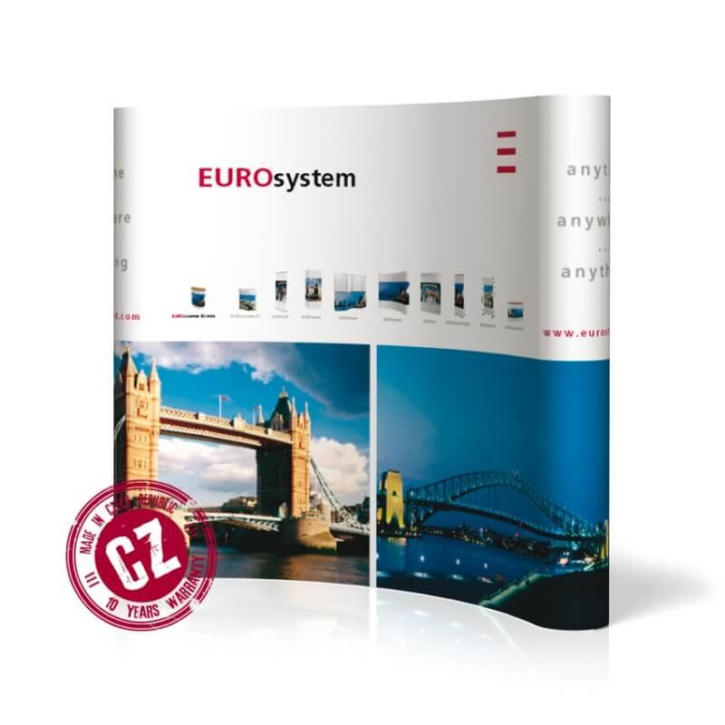 EUROsystem 3x3, curved