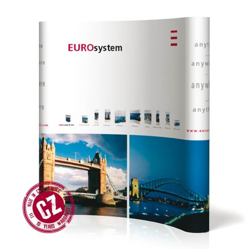 EUROsystem 3x4, curved