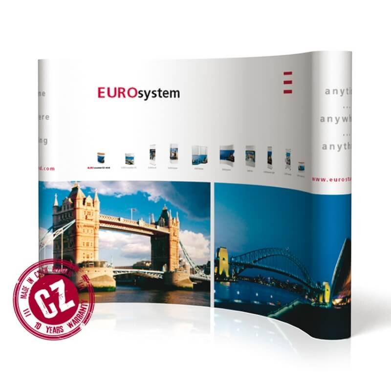 EUROsystem 4x3, curved