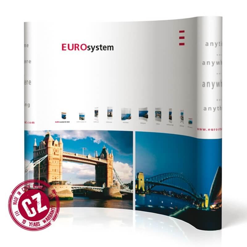EUROsystem 4x4, curved