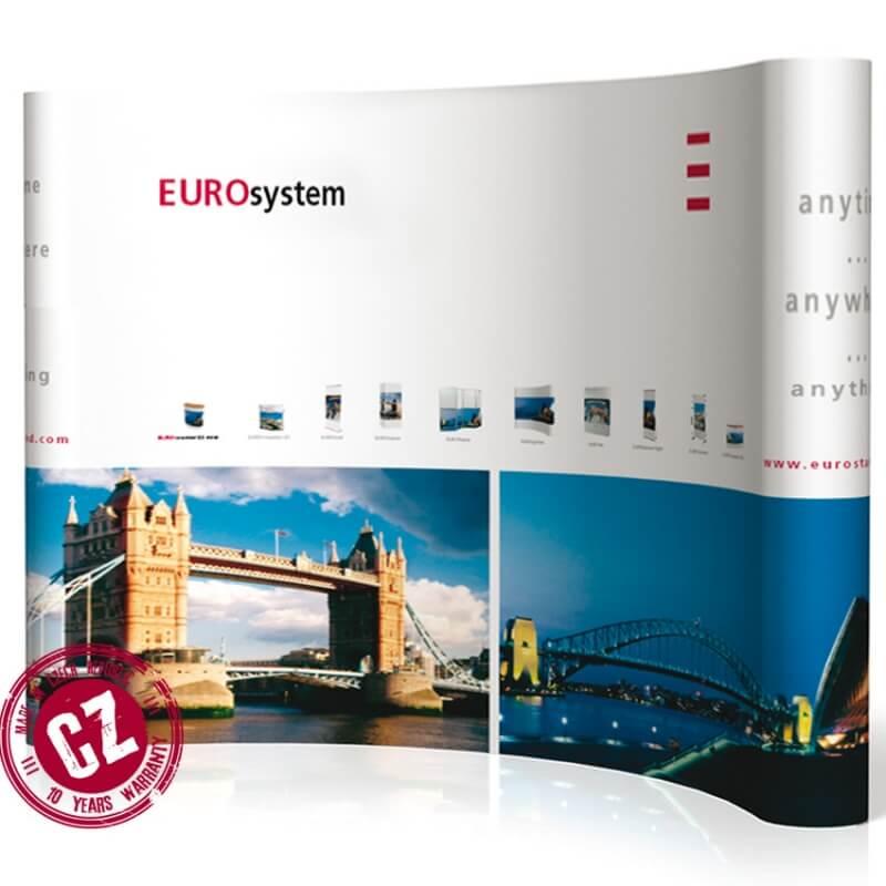 EUROsystem 5x4, curved