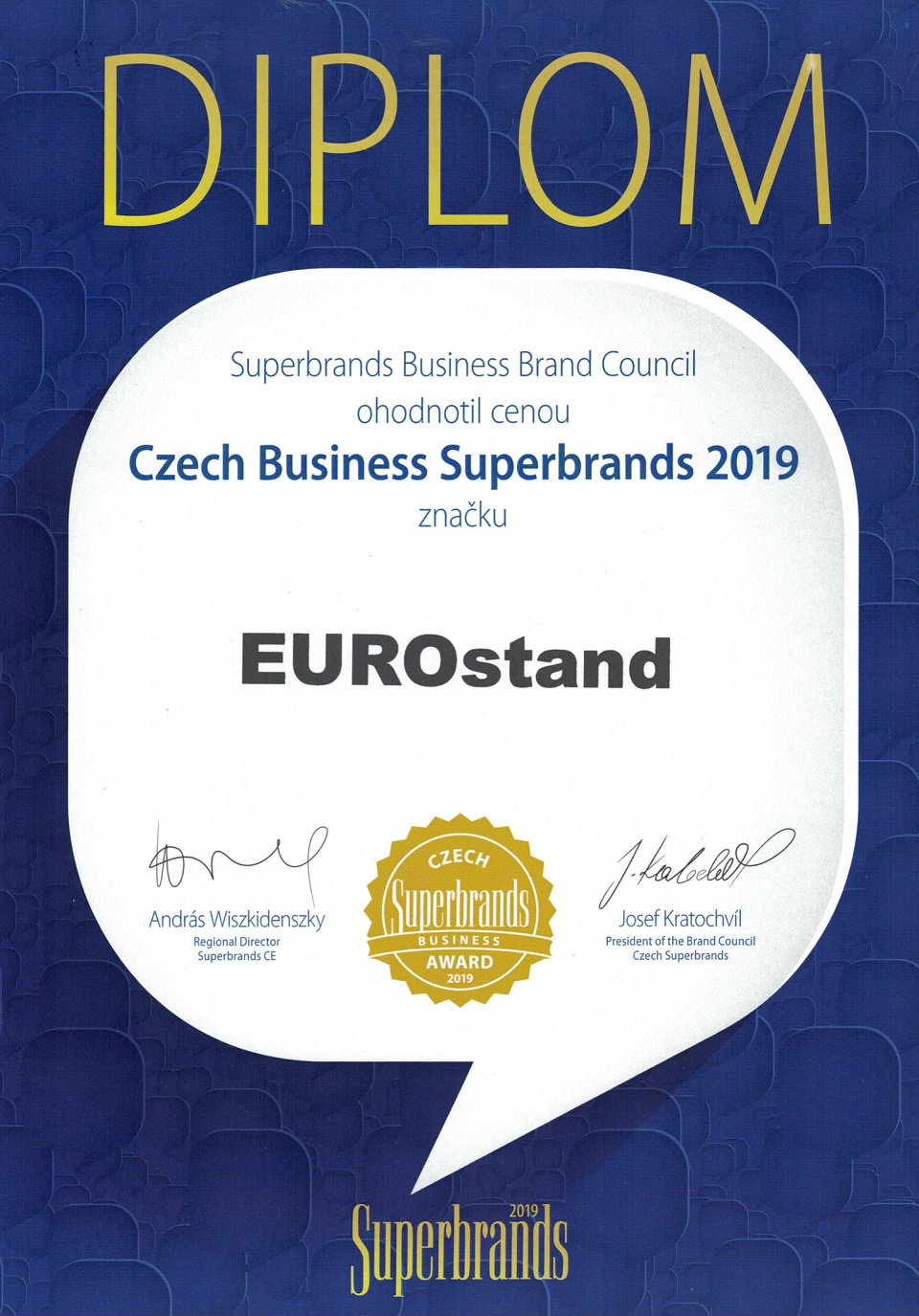 Business Superbrands Awards 2019